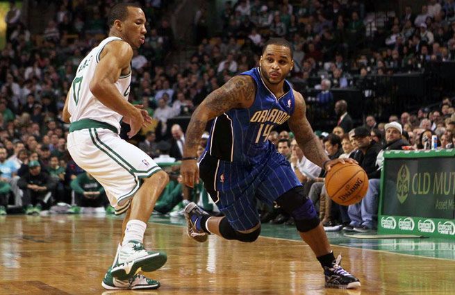 Entering his 10th NBA season, 31-year-old Jameer Nelson is the oldest player on the rebuilding Magic.
