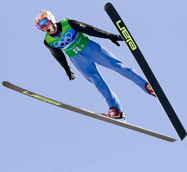 For years a wayward ski jumper was the picture of the Agony of Defeat on ABC Sports. But a well-executed jump looks like a bird gliding peacefully through the air. Women fought a tough legal battle to make their Olympic debut in this event in Sochi.
