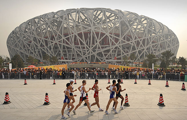 After hosting the 2008 Summer Olympics, Beijing is in play to potentially host the 2022 Winter Games.