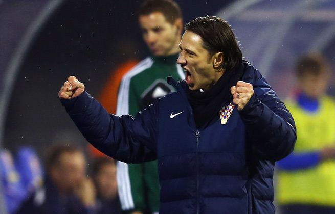 Croatia manager Niko Kovac stepped in for the World Cup qualifying playoffs and guided his side to Brazil after defeating Iceland 2-0 after two legs.