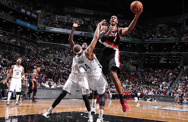 LaMarcus Aldridge, who is averaging 22.6 points and 9.4 rebounds, can become a free agent in 2015.