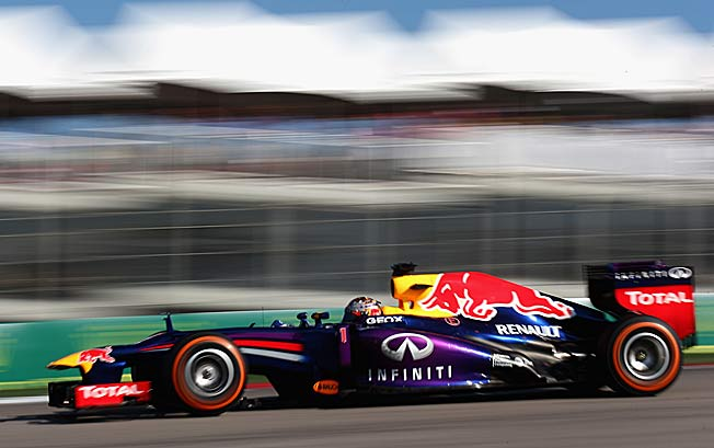 Sebastian Vettel will have to win more on his skill as a driver than his ride in a superior car.