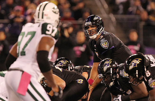 Both the Ravens and Jets need a win Sunday to keep their AFC wild-card hopes alive.