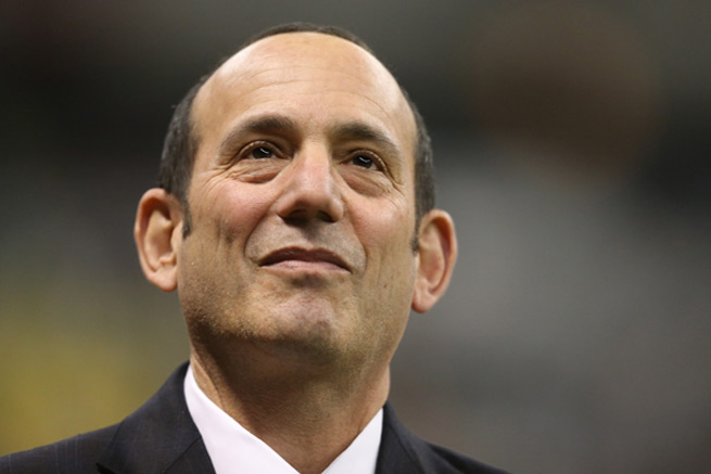 MLS, spearheaded by commissioner Don Garber, had an increase in diversity and gender hiring practices over the last year.