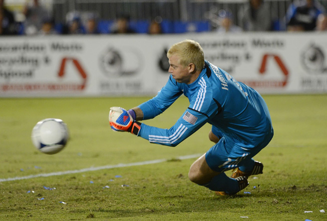 Record-setting MLS goalkeeper Kevin Hartman retired Thursday after a 17-season career.