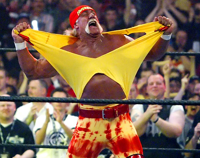 Pro wrestling icon Hulk Hogan became TNA's most prolific signing in 2009, staying on with the company until October 2013.