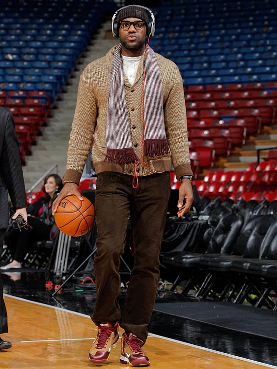 lebron james nba fashion style photos outfits sicom
