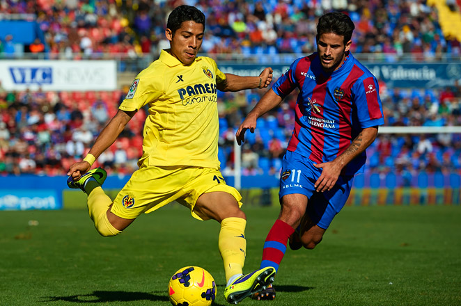 After getting promoted back into La Liga, Villarreal has been in fine form, and that continued against Levante.