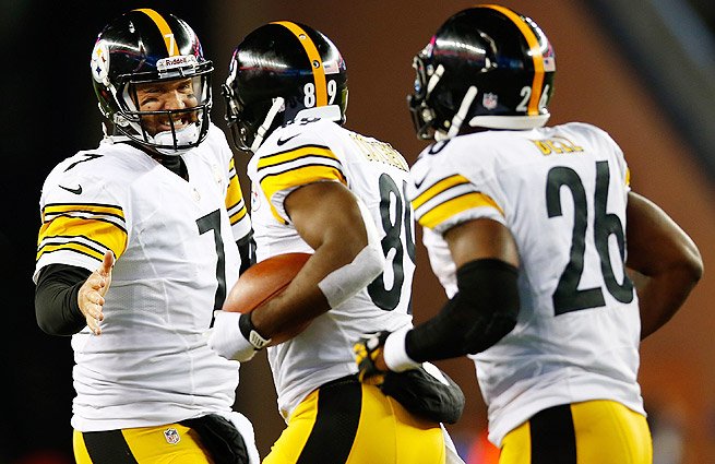 The Steelers have outscored opponents 87-48 during their three-game win streak.