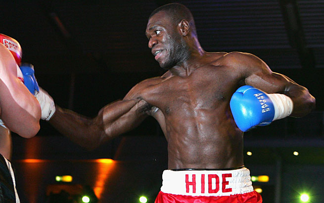 Herbie Hide was the WBO champion in both 1994 and '97.