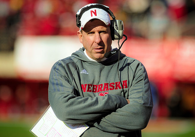 Nebraska coach Bo Pelini (above) received statement of support from AD Shawn Eichorst on Saturday.
