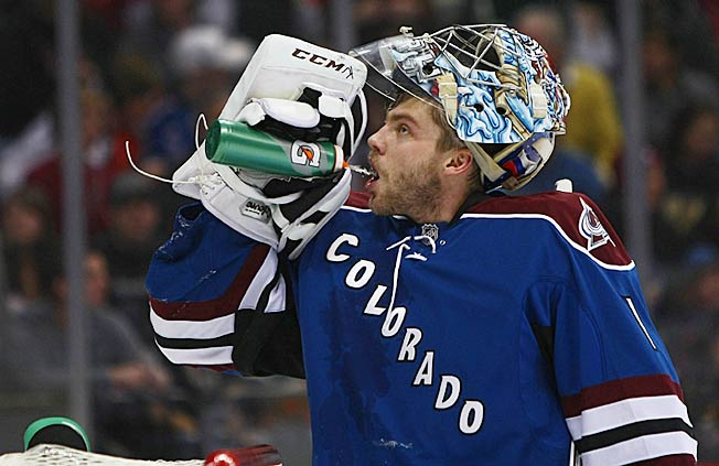 Semyon Varlamov's girlfriend said he had been drinking at the time of the alleged attack.