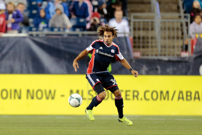 New England Revolution defender Kevin Alston was named MLS Comeback Player of the Year after returning following leukemia treatment.
