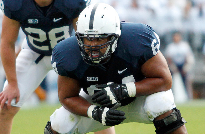 Penn State's John Urschel hopes to one day work in sports analytics combining his two loves: football and mathematics.
