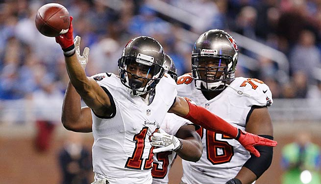 Tiquan Underwood has shown recently that he can be a viable fantasy receiver in the right matchup.