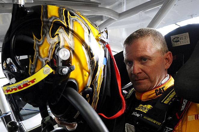 Jeff Burton's career as a full-time driver is ending this season.