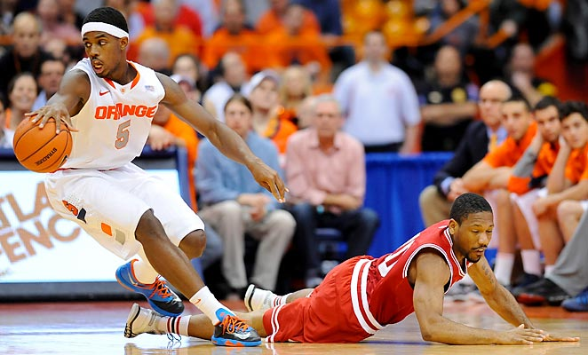 A complementary player for most of his career, C.J. Fair is Syracuse's go-to guy this season.