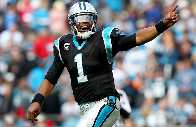 Cam Newton and the Panthers (9-3) will take on the Saints (9-3) in a battle for NFC South supremacy this weekend.