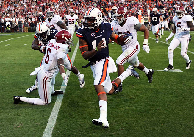 If Florida State and Ohio State both lose, could Auburn and Alabama meet again in the BCS title game?