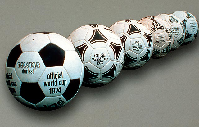 String of balls used from 1974 through 1994.