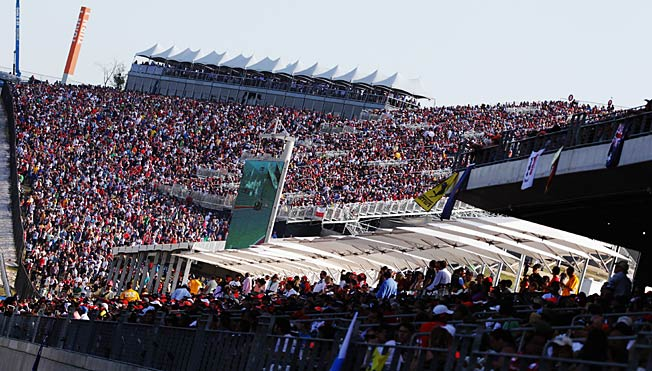 Though the 2013 U.S. Grand Prix in Austin drew 113,000 fans, attendance may be hurt next year.