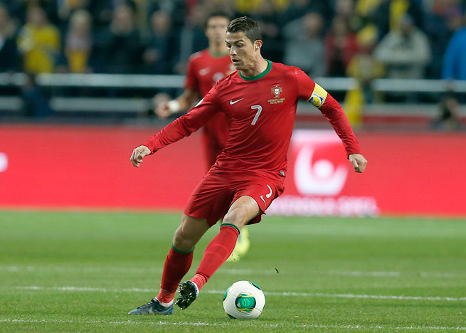 Cristiano Ronaldo is relishing Portugal's role as a potential surprise contender in this summer's World Cup.