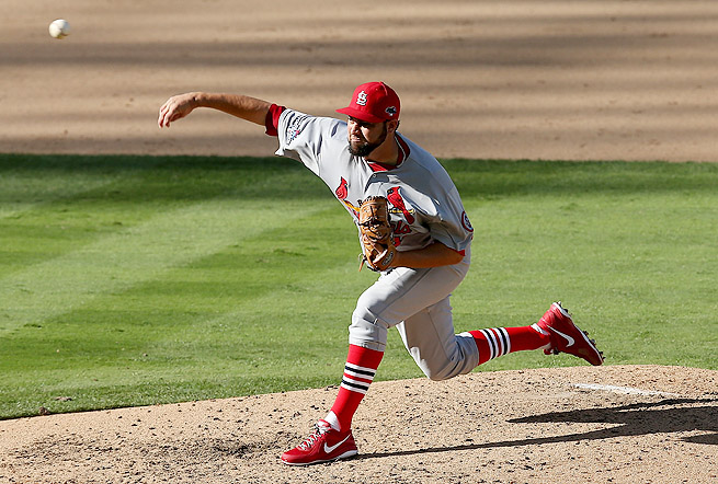 Mujica was 2-1 with 37 saves and a 2.78 ERA for the St. Louis Cardinals last season.