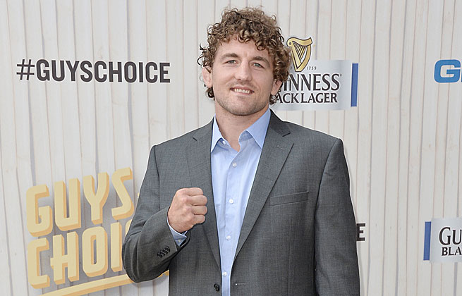 With the door to UFC closed at this time, Ben Askren may take his talents overseas to One FC.