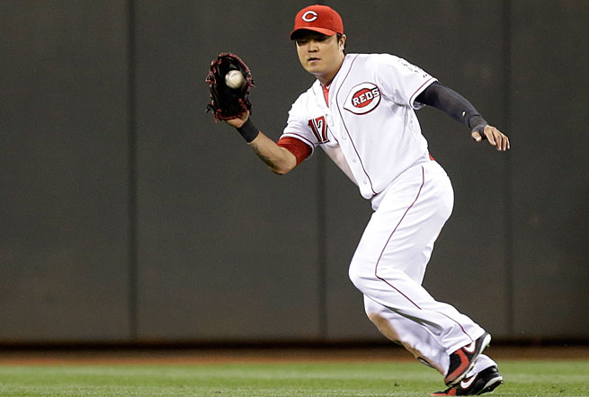 Shin-Soo Choo is the top remaining player on the free-agent market.