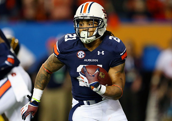 Tre Mason and Auburn's explosive rushing attack will match up against Florida State's vaunted defense.