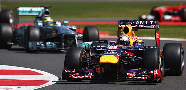 Sebastian Vettel feels that Formula One's bonus points system would punish season-long success.