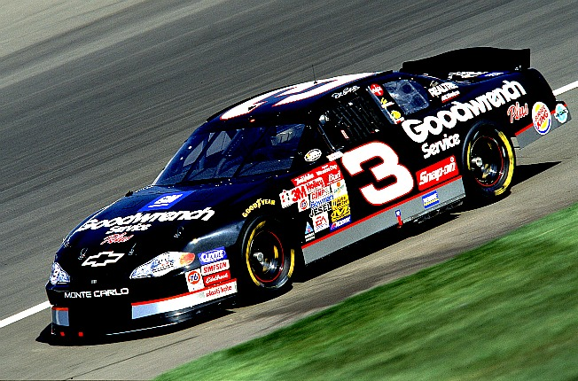 NASCAR hopes the return of Dale Earnhardt's iconic No. 3 car will re-energize fans.