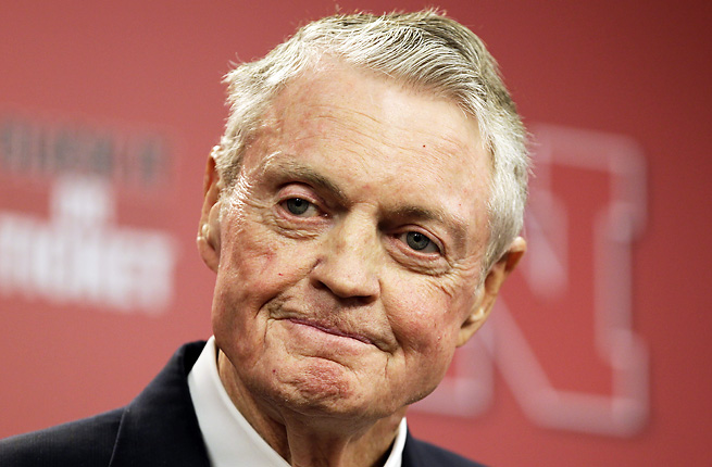 Tom Osborne admits he will face pressure as a part of the College Football Playoff selection committee.