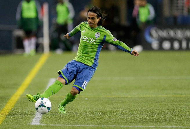 Seattle traded Argentine playmaker Mauro Rosales to Chivas USA Wednesday, in exchange for Tristan Bowen and the No. 2 place in the MLS allocation order.