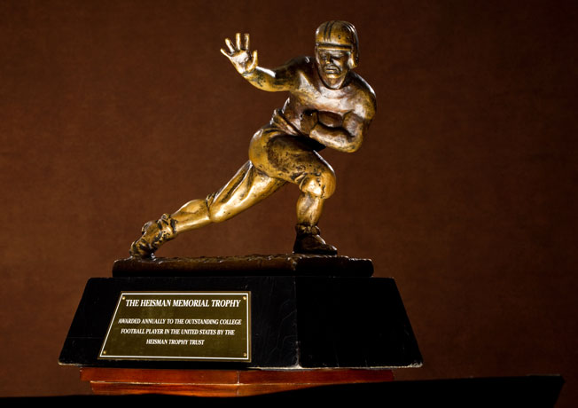 attributes of typical heisman trophy winners essay