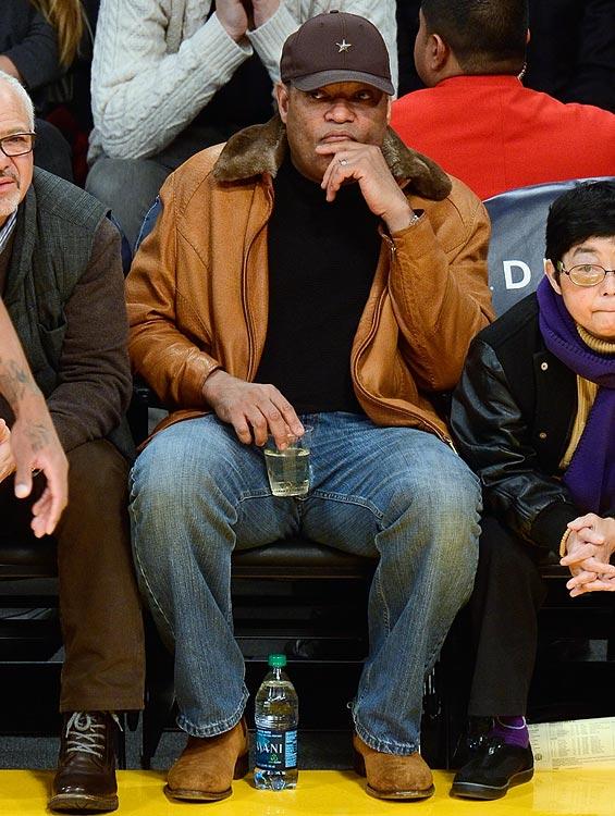 Los Angeles Lakers vs. Toronto Raptors Dec. 8, 2013 at Staples Center in Los Angeles