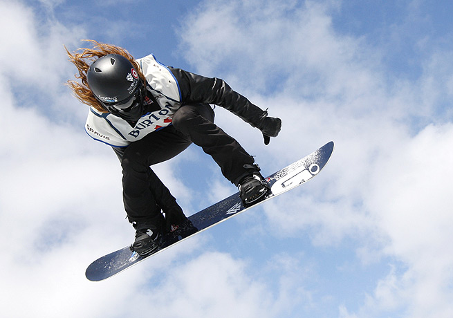 Shaun White's previous Olympic success has come within the realm of halfpipe snowboarding.