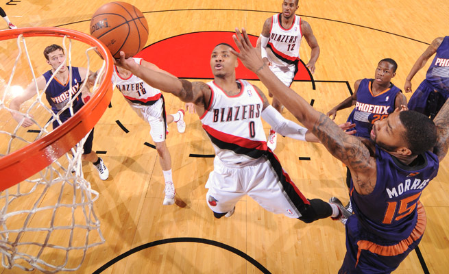 After finishing in the lottery last season, the Blazers and Suns are in the midst of huge turnarounds.