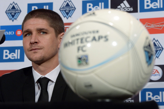 Former Vancouver Whitecaps assistant Carl Robinson is the man in charge now, replacing Martin Rennie as the club's manager.
