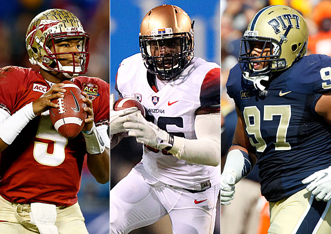 Jameis Winston, Ka'Deem Carey and Aaron Donald all earned a spot on SI.com's 2013 All-America Team.