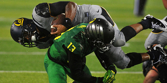 Cornerback Troy Hill is the most recent Oregon player suspended for the upcoming Alamo Bowl.