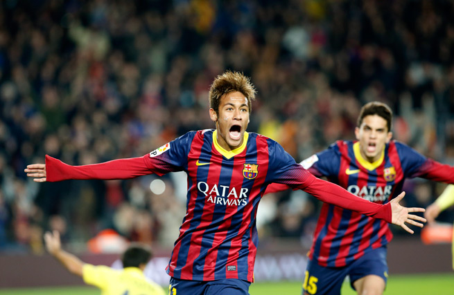 Neymar's father -- who doubles as his agent -- claims that Barcelona paid his company 10 million euros to secure the player's rights in 2011.