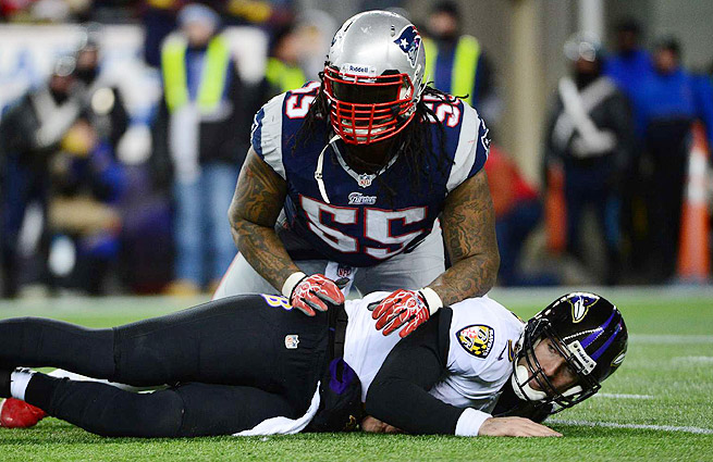 Sunday will mark the fourth meeting between the Ravens (8-6) and Patriots (10-4) since the 2011 AFC title game.