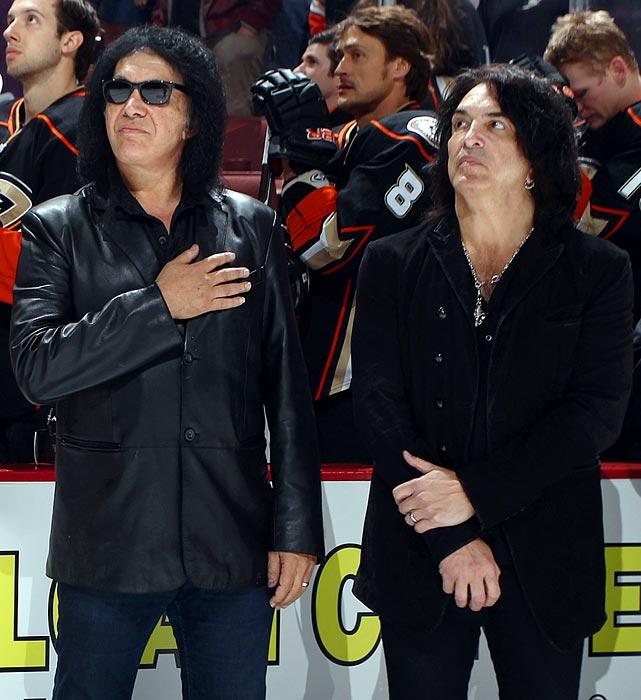 Anaheim Ducks vs. Los Angeles Kings Dec. 3, 2013 at Honda Center in Anaheim, Calif.