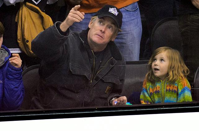 Los Angeles Kings vs. New York Islanders Dec. 7, 2013 at Staples Center in Los Angeles