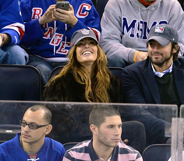 New York Rangers vs. Nashville Predators Dec. 10, 2013 at Madison Square Garden in New York
