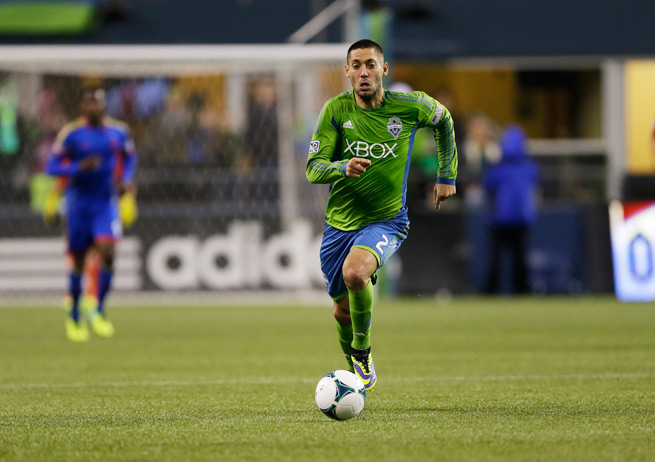 Seattle Sounders and U.S. men's national team star Clint Dempsey is set to return to former club Fulham for a two-month loan.
