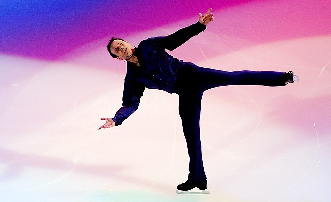 Brian Boitano, a member of the U.S. Olympic delegation, announced he was gay Thursday.