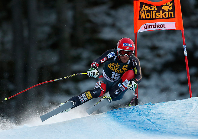 Bode Miller has been steadily improving in World Cup races as he gears up for the Olympics.