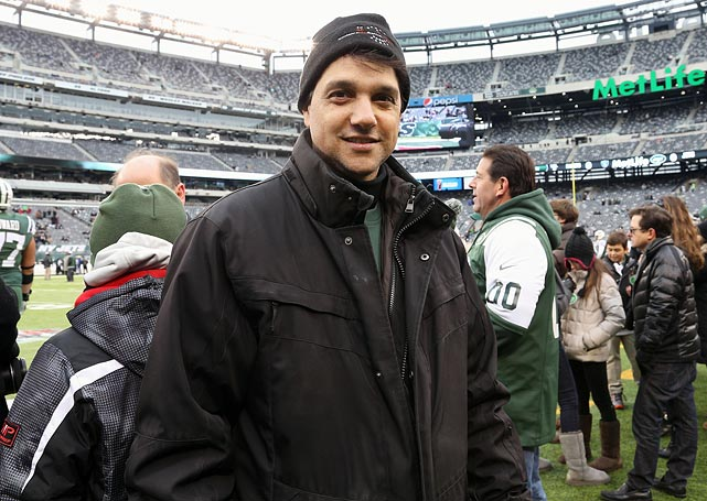 New York Jets vs. Oakland Raiders Dec. 8, 2013 at MetLife Stadium in East Rutherford, NJ